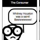 The Four Reactions to Whitney Houston's Death