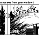 what can you see from your window ?