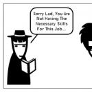 No Job...
