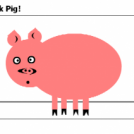 Pink Pig!