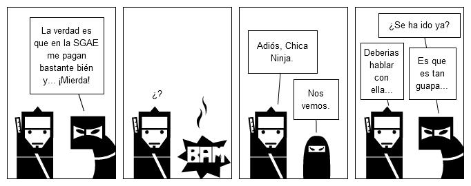 Amor Ninja