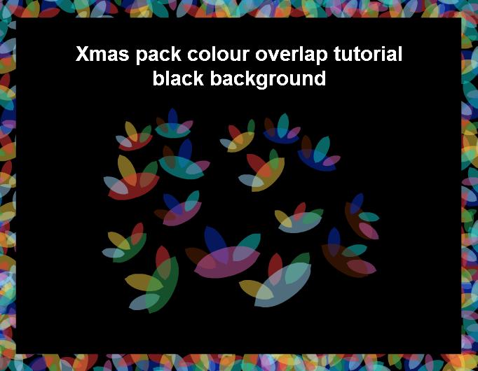Xmas pack colour tutorial 3