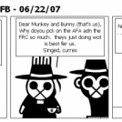 Mr. Monkey and the DFB - 06/22/07