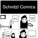 Schnitzl Comics - Hard Work