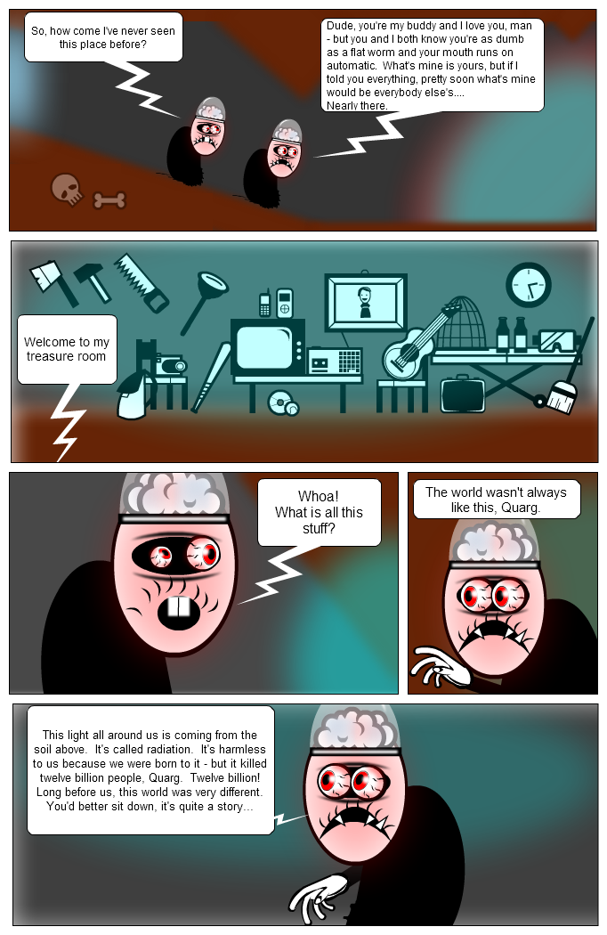 Day Of The Mutant Bastards: Part 6