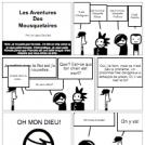 Les Adventures Des Mousquetaires