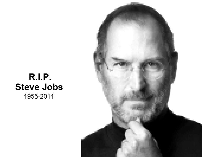 R.I.P. Steve Jobs 1955-2011