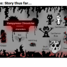 Vampyressa Chronicles: Story thus far...