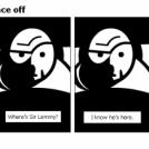 Bill the Klingon - Face off