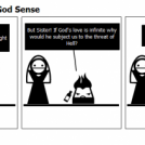 Undercover Nun - God Sense