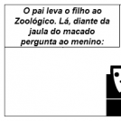 Pai e Filho no Zoolgico