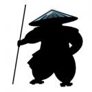 character concept: black coat...