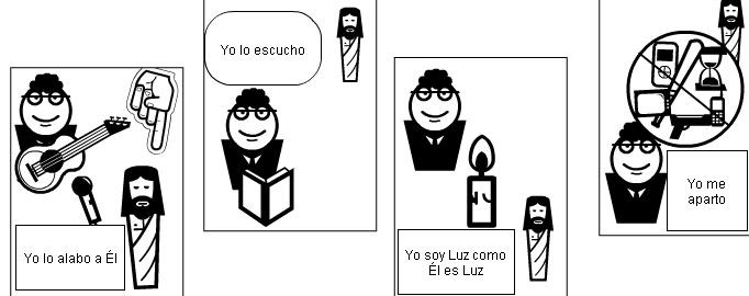 La vida en Cristo