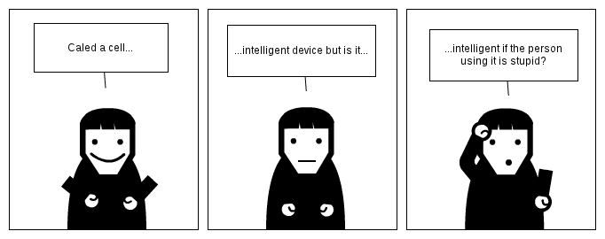 Intelligent device