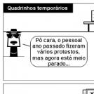 Quadrinhos temporários