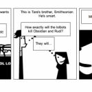 Tara's Evil Plan
