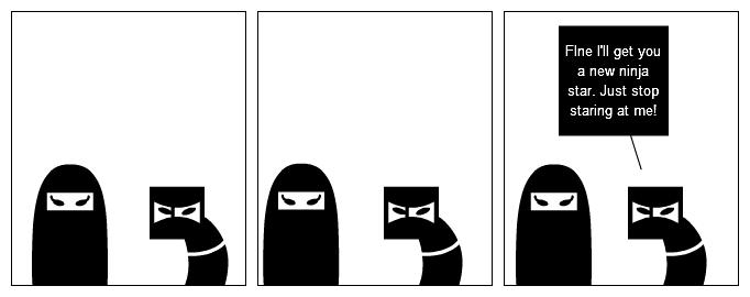 The Return of the Ninja!