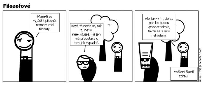 Filozofové