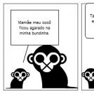 Macaco peludo