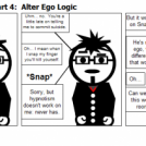 Paying Up Final Act Part 4:  Alter Ego Logic