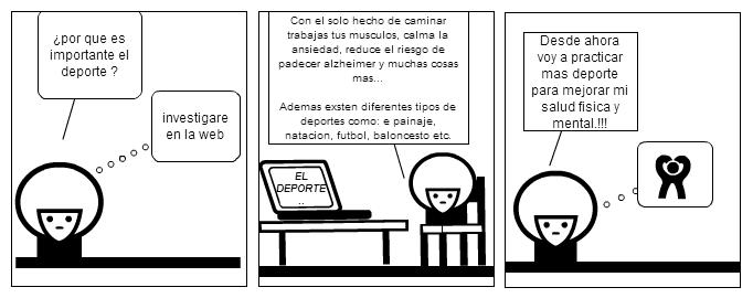 PRESENTACION TIRA COMICA