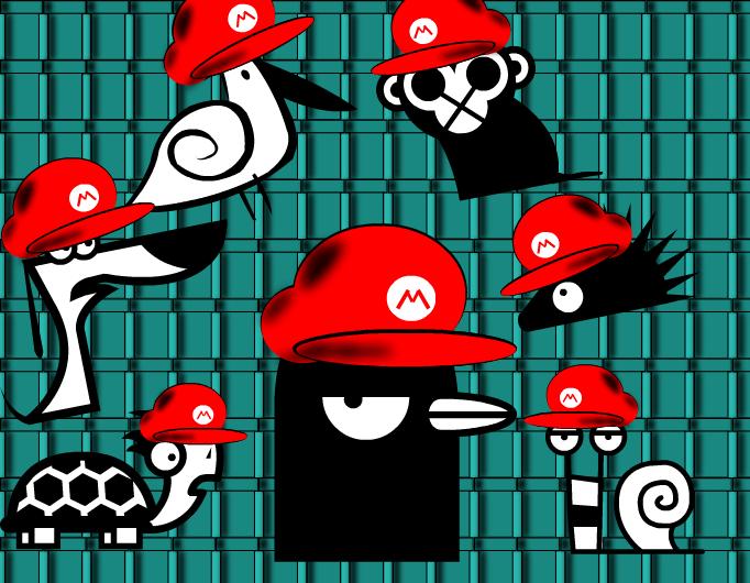 The Deadly Penguin's Crew (Mario Version)