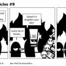 Creepy Crow Chronicles #9