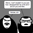Steve's Talk with Kim's Dad