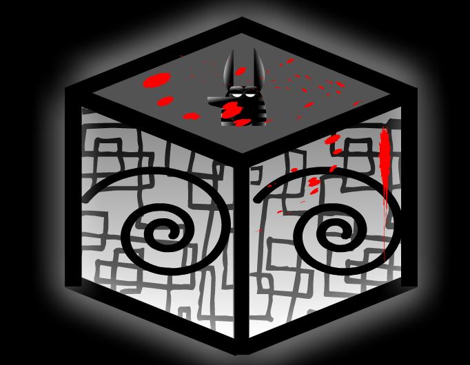 Black and light : weird box
