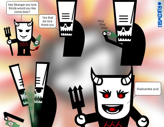 Beelzebub Jr #5