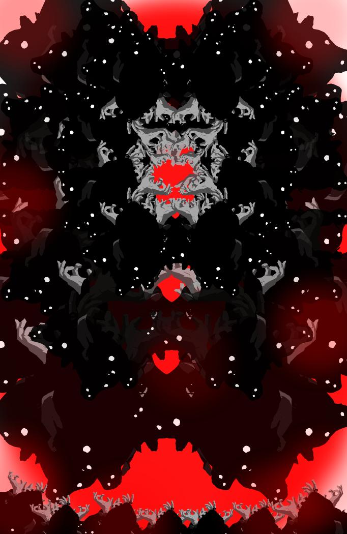 boar monster fractal