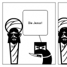 Jesus And the Ninjas #6