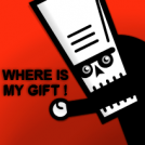 But where is my gift?