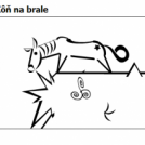 Kôň na brale