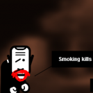 Smoking kills...