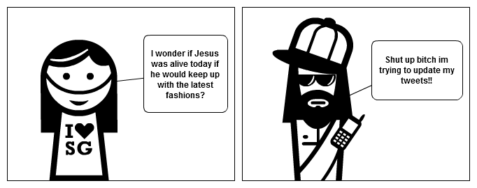 What if Jesus was alive today?