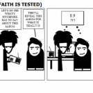 HIPSTER RELIGION (FAITH IS TESTED)