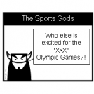 The XXX Olympic Games