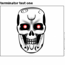 terminator test one