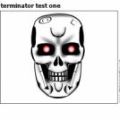 terminator test one
