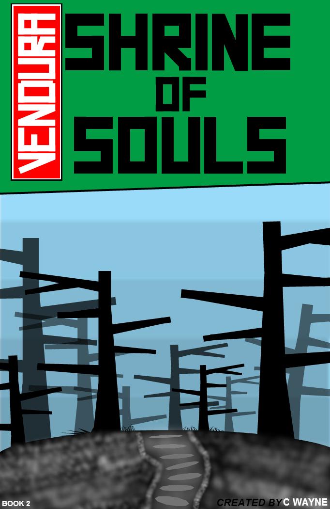 Vendura Book 2 - Shrine of Souls