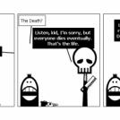 Dead philosophy