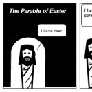 The Parable of Easter