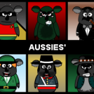 Aussies' - variations III