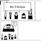 the 5 forius