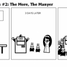 RoboDoc Chronicles #2: The More, The Manyer