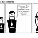 Dolorosas paradojas de la economía