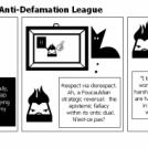 The Postmodernist Anti-Defamation League