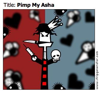 Pimp My Asha