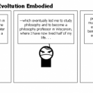 True Philo-sophy--Evoltution Embodied